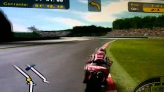 sbk 09 ps2 Nory Haga Ducati 1198.