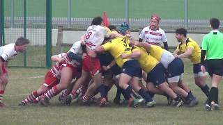RUGBY NOCETO vs  RANGERS VICENZA (2 tempo)