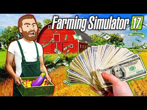 FARMER HIKE: $$$5,000,000 Loan! Buying Everything - Farming Simulator 2017 Gameplay