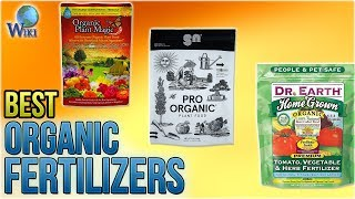 10 Best Organic Fertilizers 2018