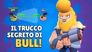 Brawl Stars Bull
