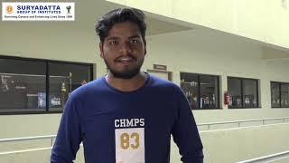 Niraj Makhare - B.Sc Animation Student - Testimonial