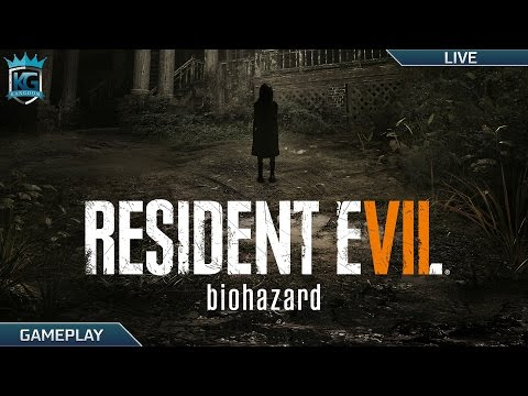 RESIDENT EVIL 7: Biohazard! PC Max Settings! | Part 1 - I'm a little scared... | 1080p 60FPS!