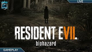 RESIDENT EVIL 7: Biohazard! PC Max Settings! | Part 1 - I