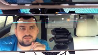 Car DVR Mirror, видеорегистратор: характеристики