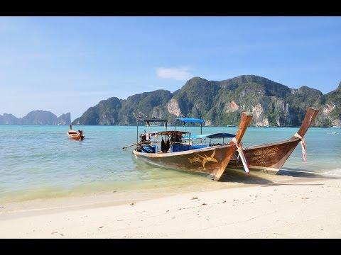 Thailand: Bangkok, Phi Phi + Phuket
