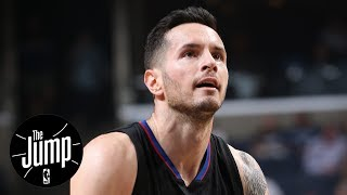Jj redick will not return to clippers | the jump | espn