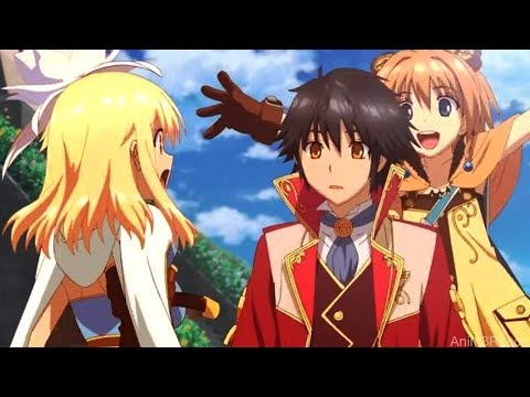 Top 10 RomanceHarem Anime Where Main Character Gets Girls To Fall For Him HD