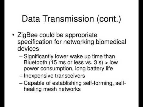 wireless sensor networks in healthcare