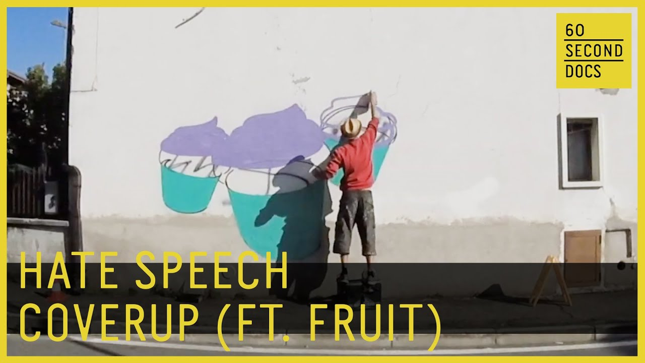 Hate Speech Coverup (ft. Fruit) by Cibo