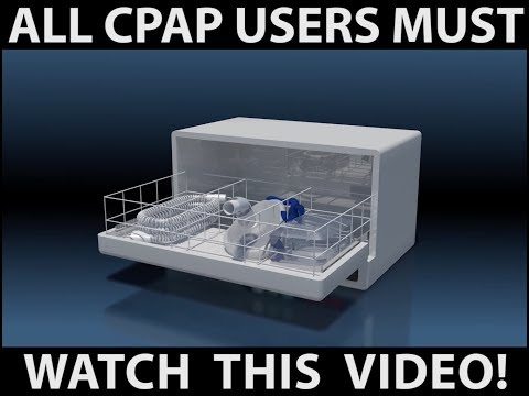 Ultimate CPAP Cleaner