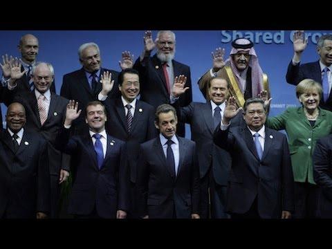 Will G20 Control Hot Money