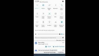 Pure Note 7 Rom for Note 3 (Nougat S7 app, font) - Review