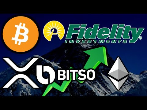 Fidelity Invests in Asian CRYPTO Exchange - Bitso XRP US Mexico -   Ethereum 2.0 Launch Update 3