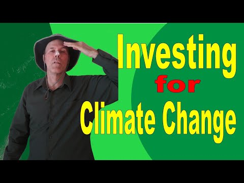 Investing for Climate Change - Impact Financial Planners