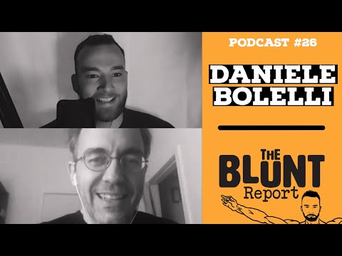 """I don't think most people are evil, I think most people are weak"".   Episode 26 of the Podcast with Daniele Bolelli, a..."