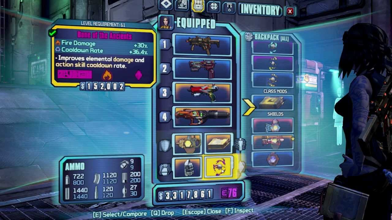 Borderlands 2: How to Easily Solo Hyperius with Siren - UVHM