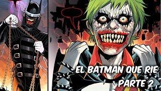 """BATMAN METAL: """"EL BATMAN QUE RIE, LOS ROBINS OSCUROS ATACAN"""" PARTE 2 @SoyComicsTj"""