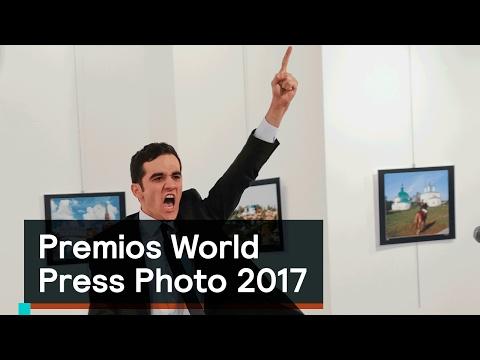 Imágenes destacadas de los Premios World Press Photo 2017 - Despierta con Loret