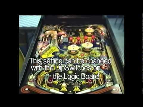 #24 Understanding Pinball - Stern's GALAXY - Learn How It Works! TNT Amusements