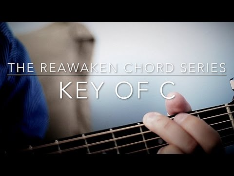 Key of C Chords (Guitar Tutorial) - YouTube