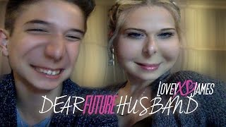 "Meghan Trainor, ""Dear Future Husband"" - Cover by Lovey James"