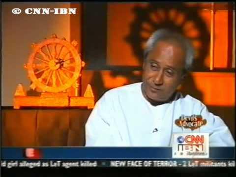 CNN IBN Naveen Patnaik 19 4 2009