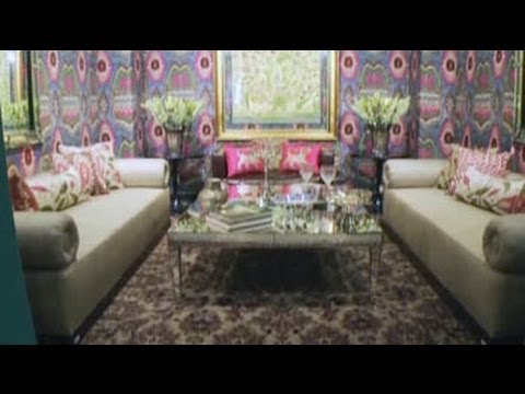 How To Give Your Living Room A Royal Touch
