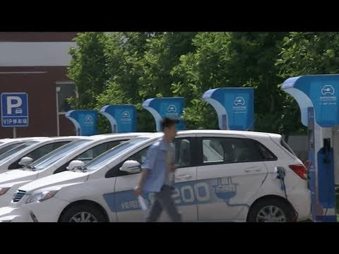 China's Electric Vehicles to reach 80 million by 2030