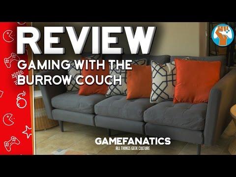 A review of Burrow sofa.