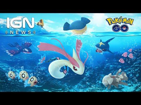 pokemon go christmas event and generation 3 pokemon confirmed ign news