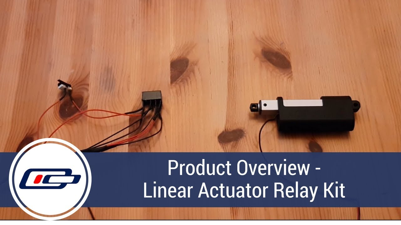 Product Overview - Linear Actuator Relay Kit - YouTube on 3 wire headlight wiring, linear slide potentiometer wiring, linear air actuators, relay wiring, linear diagram, linear actuators product, fan wiring, load cell wiring, linear actuators chart, compressor wiring, encoder wiring, linear potentiometer position sensor, cavalier trunk wiring, motor wiring, white rodgers wiring, switch wiring, generator wiring, plug wiring,