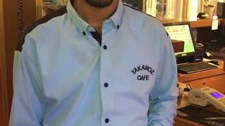 Maltepe yakamoz kafe restoran pos