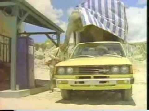 Datsun Estaquitas 1981