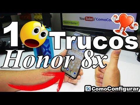 10 Trucos Para Honor 8x Consejos Trucos Ocultos Y Novedades - Comoconfigurar