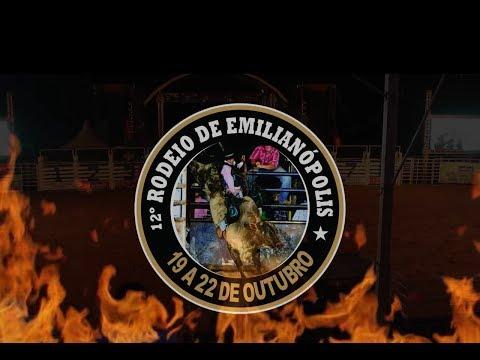 12º Rodeio de Emilianópolis 22/10/2017