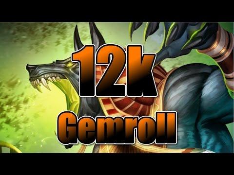12k Gem Roll For Anubis, Michael, Heartbreaker, Revenant, Trixie   Castle Clash