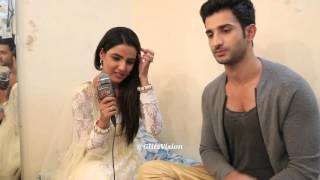 Jasmin Bhasin and Sidhant Gupta on Valentine Day