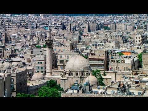 Millennium Cities .  Syria .  Aleppo .  Part 2