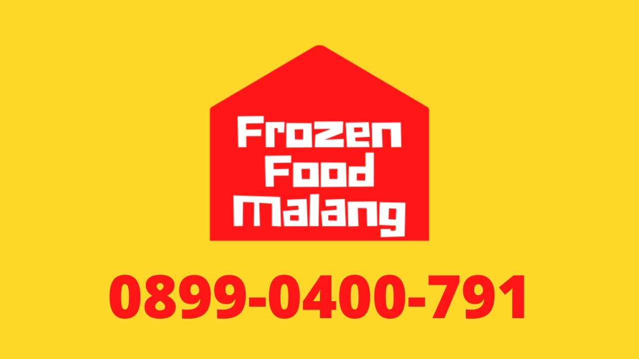Frozen Food Malang Raya Wa 08990400791 Youtube