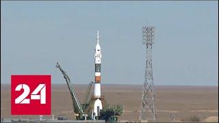 На ракете «Союз» после запуска отключились двигатели - Россия 24