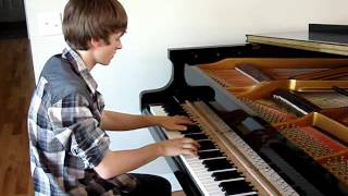 The Wanted: Glad You Came (Elliott Spenner Piano Cover)