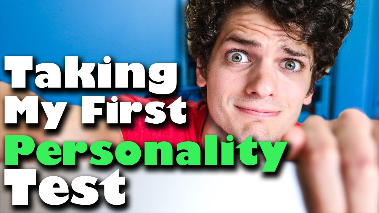 Taking the Myers Briggs Personality Test for the First Time!