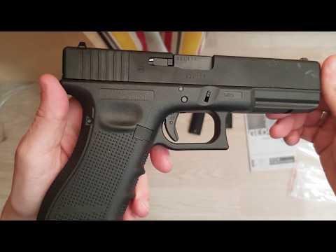 Umarex Glock 17 Gen 4 GBB Unboxing