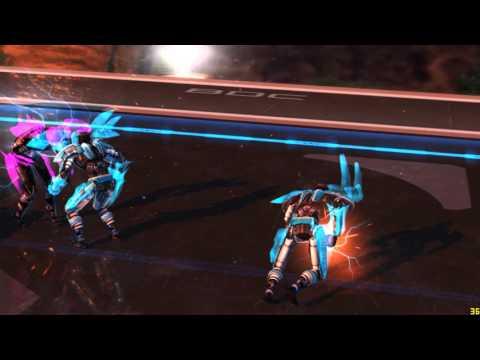 Frozen Endzone: Silencer_pl vs AlliedChaos
