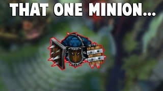 That One Minion Who Has Made A Story...| Funny LoL Series #58