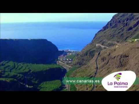 La Palma desde el aire