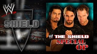 "WWE: ""Special Op"" (The Shield) [Custom Edit] Theme Song + AE (Arena Effect)"
