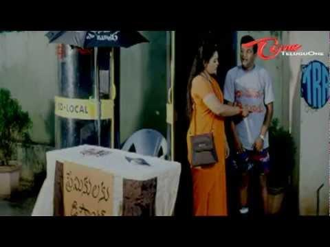 Gautham Raju Comedy With Beautiful Aunty - NavvulaTV