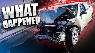 We Witnessed a Crash... [Motovlog 159]
